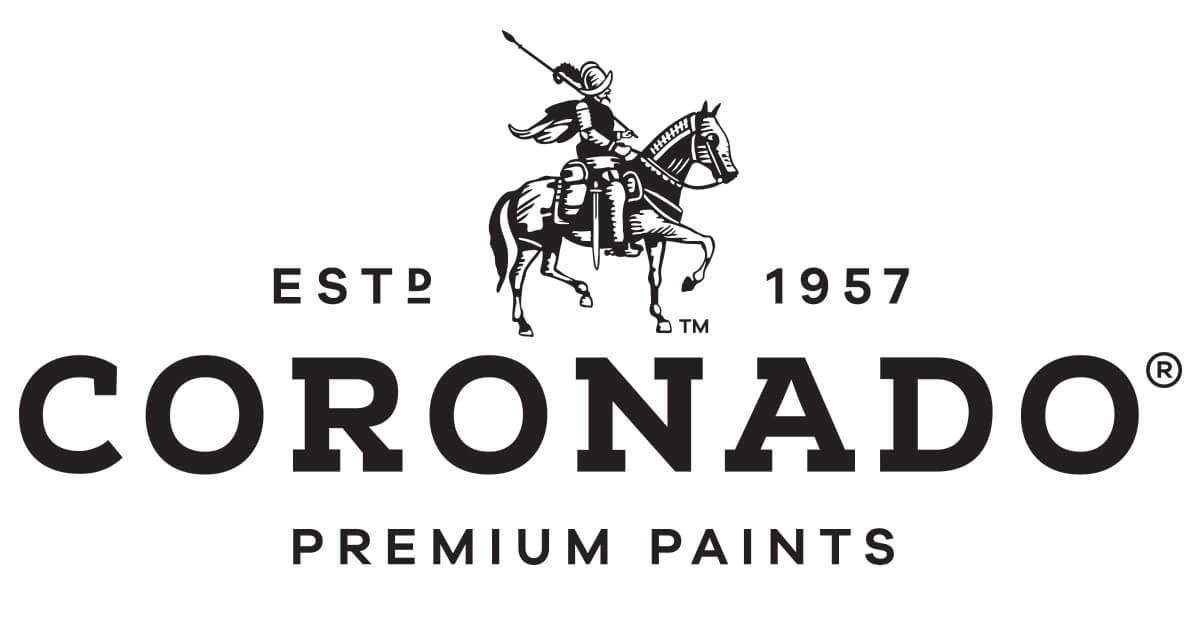 coronado paint logo